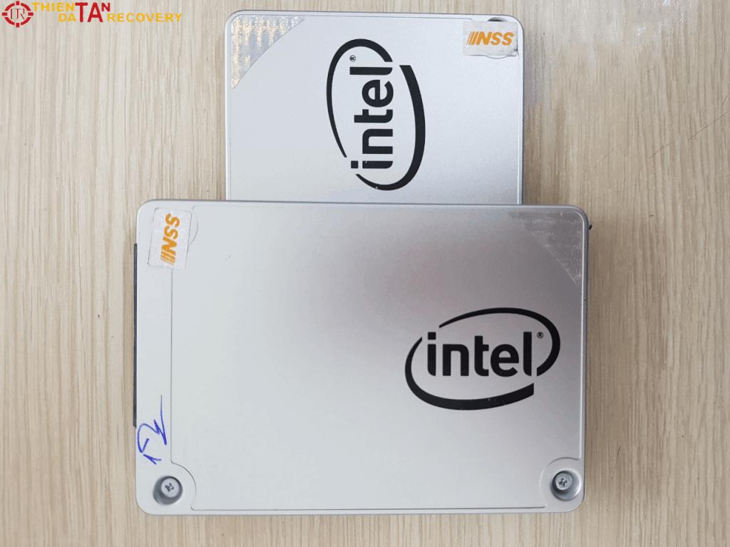 Cứu dữ liệu Raid 1 gồm 02 SSD 480GB
