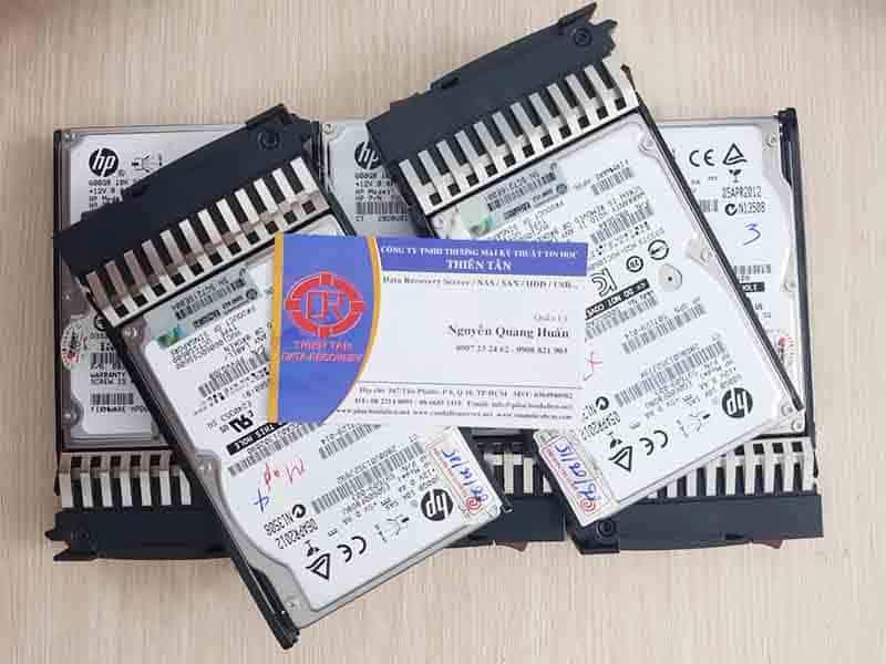 Khôi phục dữ liệu ổ cứng Thiên Tân