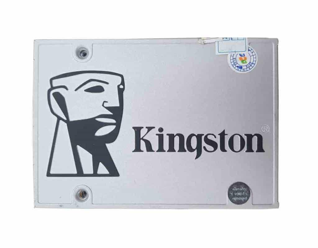 Phục hồi dữ liệu SSD kingston