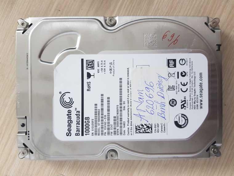Khôi phục ổ cứng máy tính hư cơ